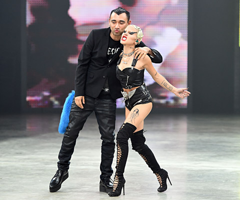 This Week's Wow: Nicola Formichetti for Diesel