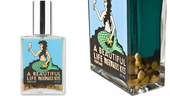 Mermaid Fragrances - Mermaid Perfume - A Beautiful Life Mermaid's Kiss