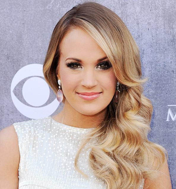 Carrie Underwood ACM Awards Makeup