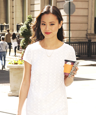 Found It! Jamie Chung's Perfect Little White Dress