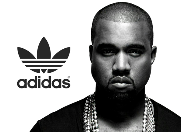 Kanye West for Adidas