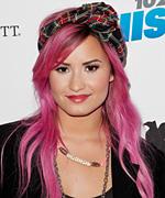 Celebrity Hair Rainbow
