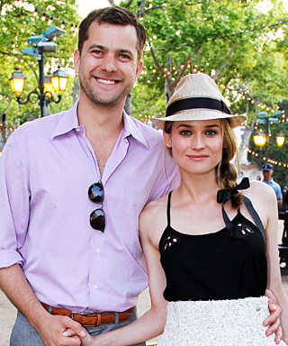 Joshua Jackson and Diane Krueger; Jessica Alba and Cash Warren