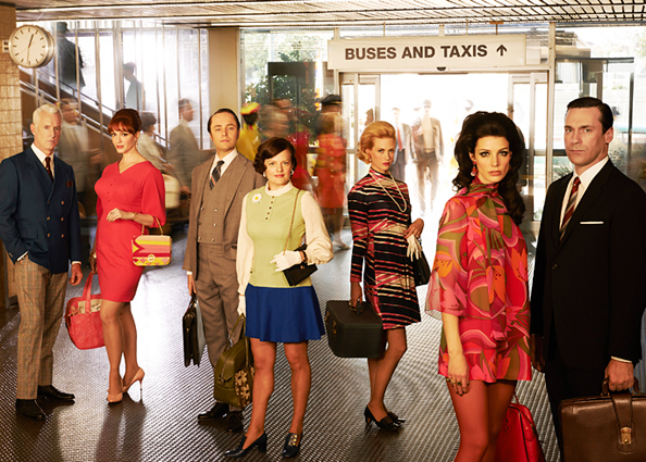 Mad Men Season 7 Fashion