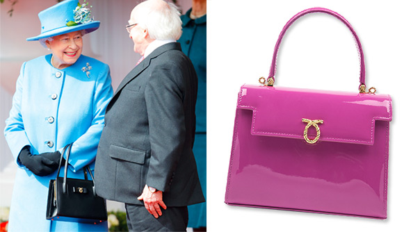 Queen, Judi handbag