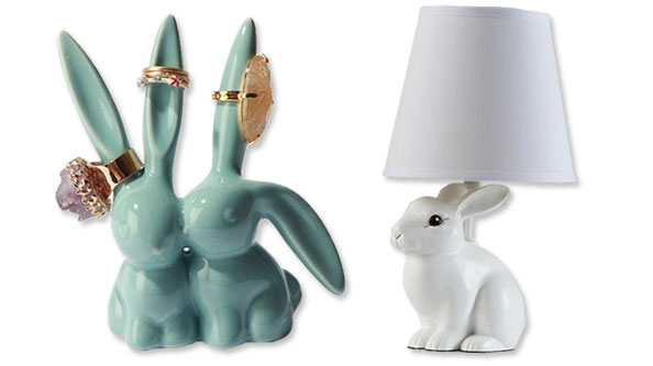 Bunny-Inspired Home Goods