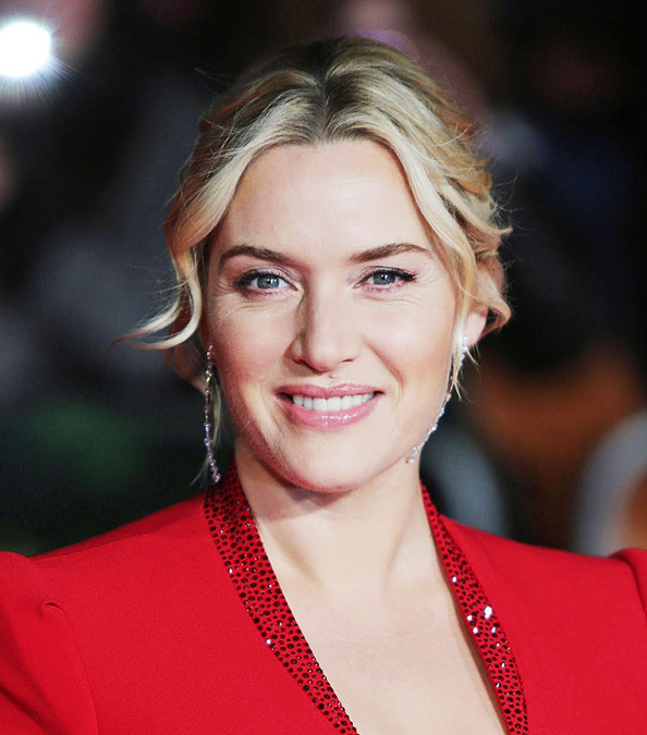 Kate Winslet - Spring Skincare - Celebrities' Favorite Facial Treatments