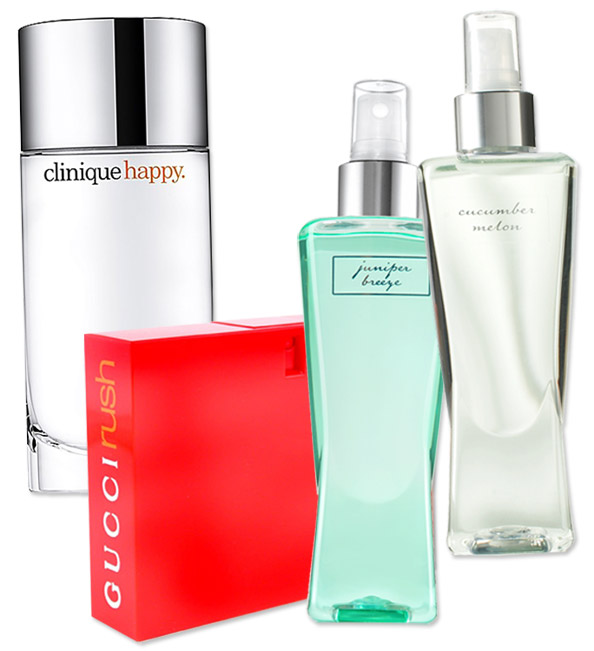 90s Fragrances - Bath and Body Works - Clinique Happy