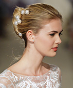 Bridal Fashion Week - Wedding Updos