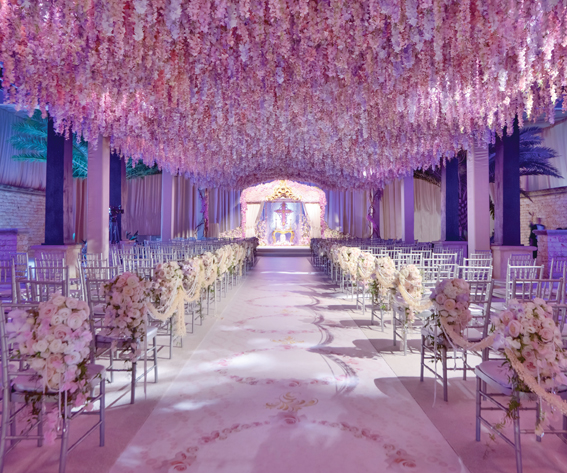 Wedding Flower Design Ideas From Celebrity Designer Preston Bailey