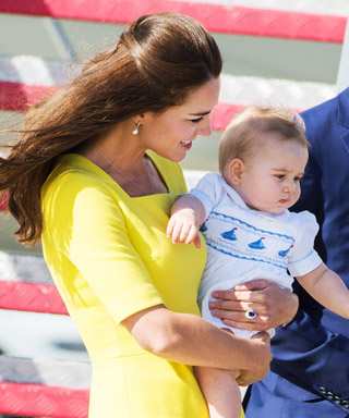 Prince George and His Chubby Cheeks Update: 24 Photos That Will Make You Smile