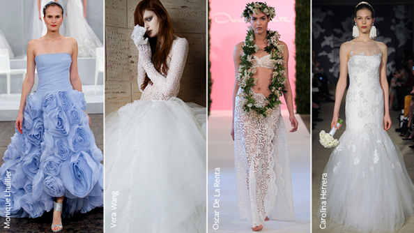 Bridal Fashion Week Roundup