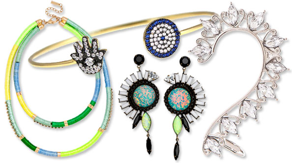 Coachella-Inspired Jewelry