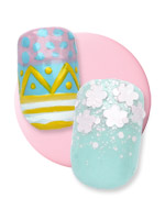 Easter Nail Art - Easter Manicures