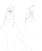 Ginnifer Goodwin's Monique Lhuillier Wedding Gown