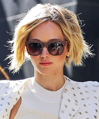Jennifer Lawrence Hair - Bob