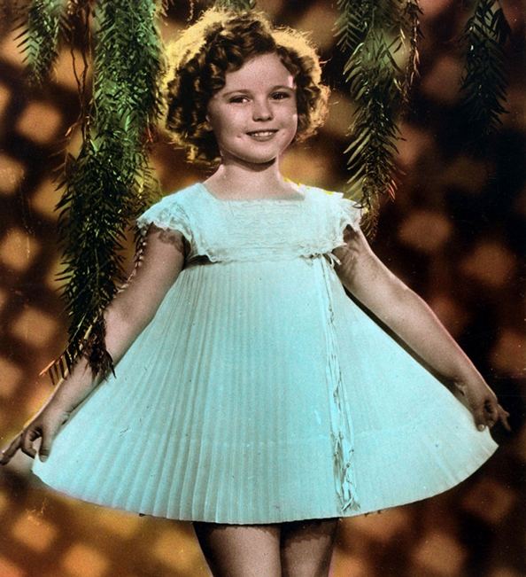 Shirley Temple Birthday