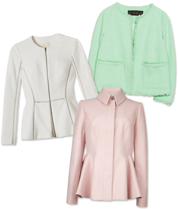 Spring Wedding Coats