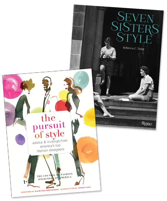 Spring 2014 Fashion Reading List