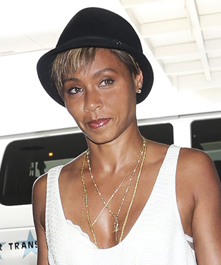 Jada Pinkett Smith Hair - Pixie Cut