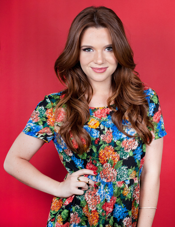 Katie Stevens, Faking It