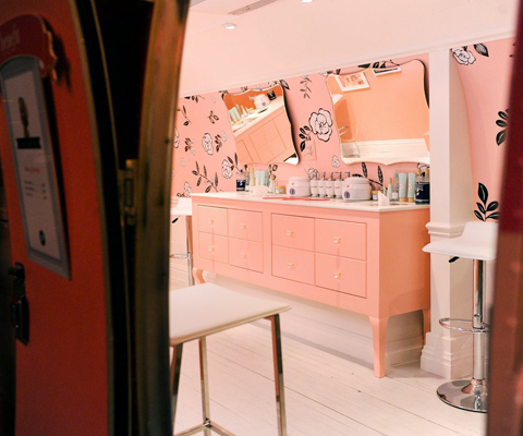 Benefit Mobile Brow Studio