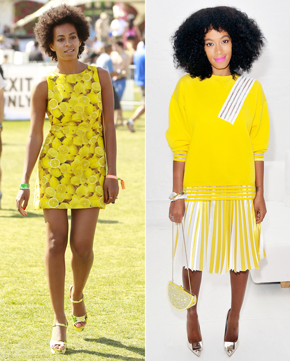 Solange Knowles, Fruit Prints