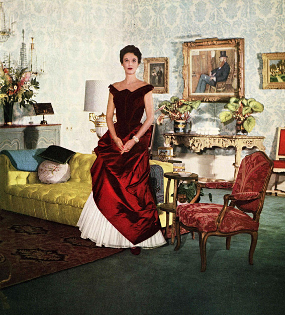 Charles James Exhibit