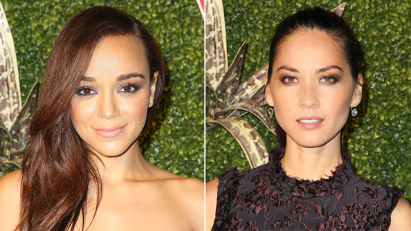 Olivia Munn and Ashley Madekwe