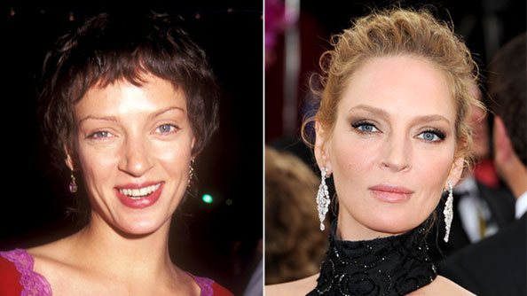 Uma Thurman Birthday