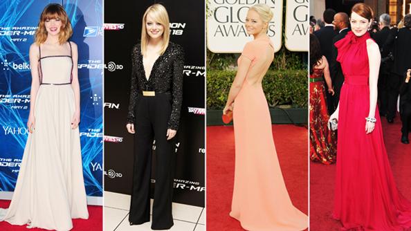 Emma Stone's 10 Best Looks