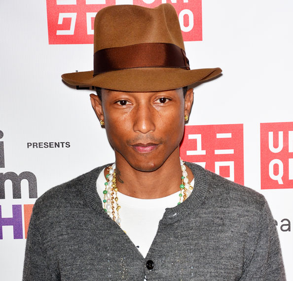 Pharrell Williams, Uniqlo