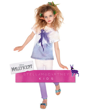 Maleficent by Stella McCartney Kids Capsule Collection