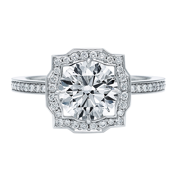 harry winston 40 fabulous engagement rings instyle