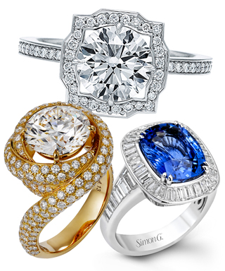 40 Fabulous Engagement Rings