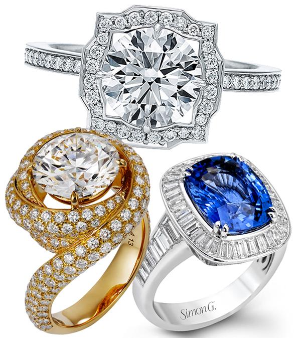 40 Fabulous Engagement Rings