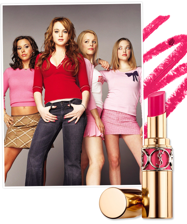 Mean Girls - Pink Fashion and Beauty