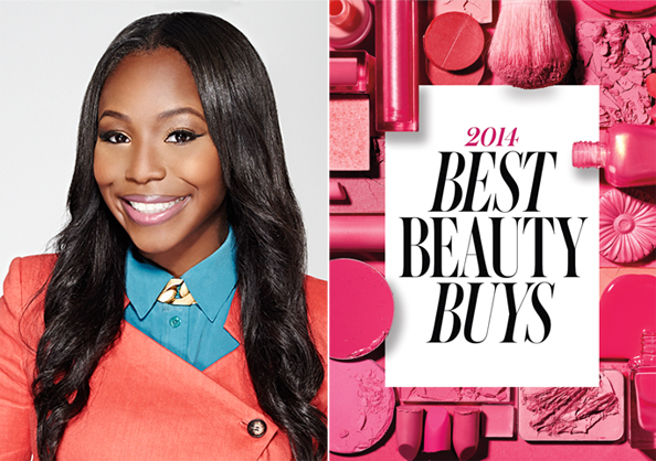 InStyle 2014 Best Beauty Buys Kahlana Barfield