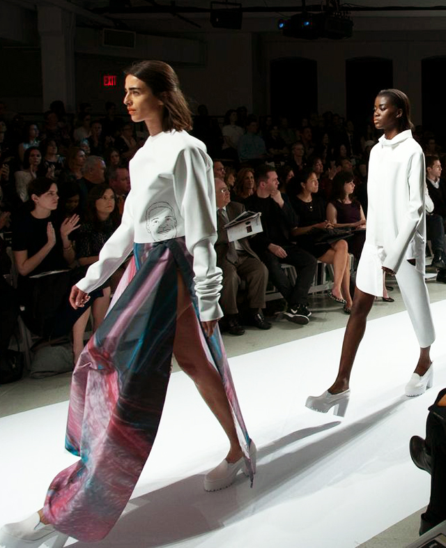 2014 Pratt Institute Fashion Show