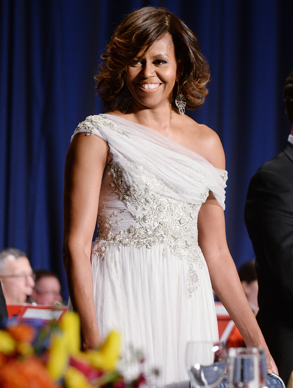 Michelle Obama, Marchesa