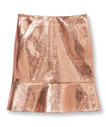 spring metallics, fashion trends