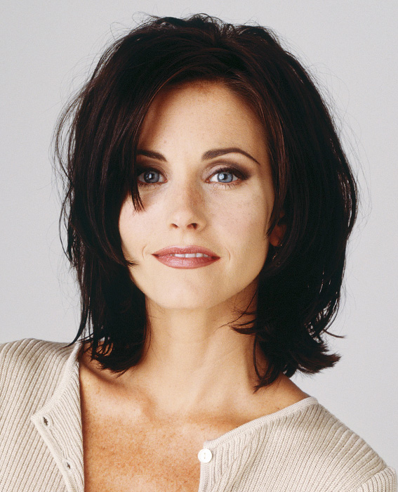 front wave hairstyle : Go Back > Gallery For > Monica Friends Hairstyles