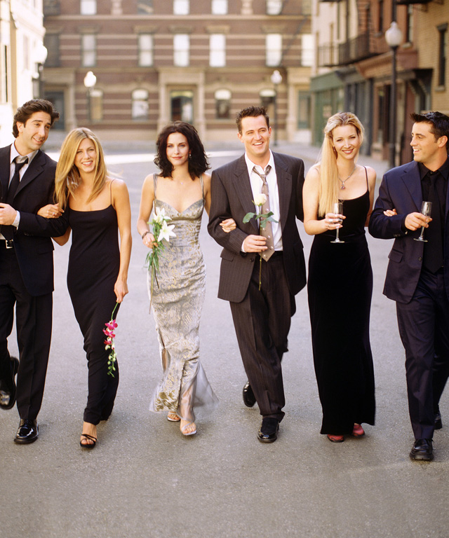 Friends 20 Year Anniversary