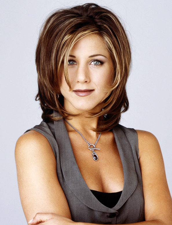 Friends - Rachel Haircut - Jennifer Aniston