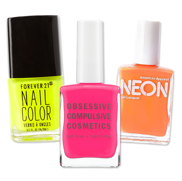 10 Neon Nail Polishes Under $10