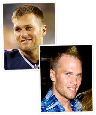 Tom Brady Haircut