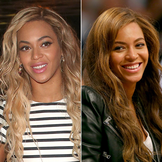 Beyonce's new hair