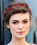 You Can Do: Flowers In Your Hair - Keira Knightley - Zooey Deschanel