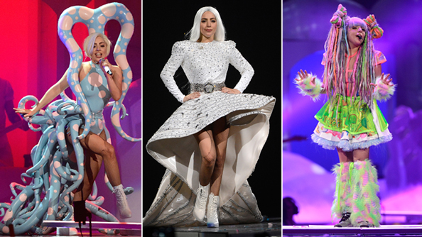 Lady Gaga: artRAVE: The ARTPOP Ball Tour