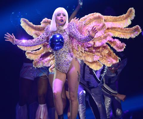 Lady Gaga: artRAVE: The ARTPOP Ball Tour